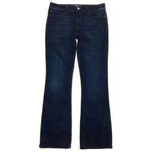 DL1961 Bridget Instasculpt Stretchy Bootcut Jeans